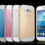 กรอบ Aluminium Bumper พร้อมฝาหลัง Samsung Galaxy Win I8552 .. สุดหรู !!