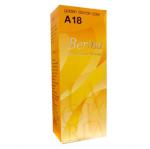 Berina เบอริน่า ครีมย้อมผม A18 สีบลอนด์ประกายทอง Golden Blonde 60g