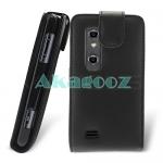เคสหนังผิวด้าน LG Optimus 3D [P920]