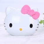 [Preorder] ที่ชาร์ตแบทมือถือ,ไอแพด,PSP,Ipod Hello Kitty ขนาด 12000 mAh สีบานเย็น Hello kitty cute cartoon treasure Apple Samsung phone charging mobile power 12,000 mA genuine