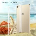 เคสแข็งสีใส Huawei Ascend P8 Max ยี่ห้อ IMAK Air Crystal II
