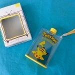 พร้อมส่งค่ะ น่ารักมากๆ Pokemonขวดน้ำแบบใส กล่องเก๋เชียว