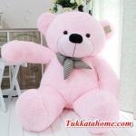 ตุ๊กตาหมียิ้ม Teddy 1.6 เมตร สีชมพู ตุ๊กตาตัวใหญ่น่ารักน่ากอด