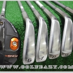 COBRA KING F6 COMBO 5H, 6-PW IRON SET GRAPHITE FLEX LITE