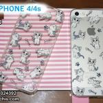 เคส iPhone 4/4s (นิ่ม)
