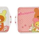 พร้อมส่งค่ะ Rilakkuma melamine mini tray (plate)