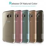 เคสยางนิ่ม บางเฉียบ Samsung Galaxy S6 ยี่ห้อ Nillkin Nature TPU Case
