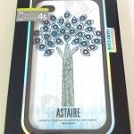 เคส iPhone 4 4s สกรีนนูน ลายต้นไม้ (NIL Technology)