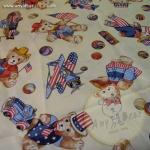 Yankee Doodle Bear U.S.A. Teddy Bear