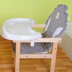 เบาะผ้ารองเก้าอี้ หรือรองรถเข็นเด็ก