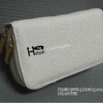 กระเป๋า w018 ลายกระเบน 2 ซิป 9x19cm