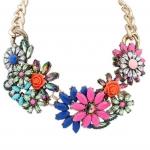 (Preorder กันยายน 57) ZARA flower necklace