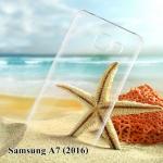 เคสแข็งสีใส Samsung A7 (2016) ยี่ห้อ IMAK Air Crystal II