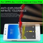 ฟิล์มกระจกนิรภัย Tempered Glass สำหรับ Oppo Joy 3 (A11)