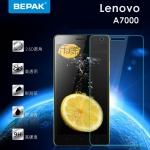 ฟิล์มกระจกนิรภัย Lenovo A7000 ยี่ห้อ Bepak Super Glass H+