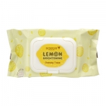 Skinfood Lemon Brightening Cleansing Tissue 30 Sheet/230 g.