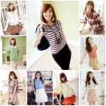 เสื้อผ้าแฟชั่นเก๋ๆ Autumn Collection โดย Tokyo Fashion ของแท้จากไต้หวัน ภาค 1
