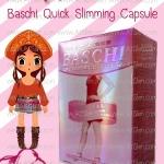 บาชิ (กล่องสีชมพู) 40เม็ด [ผสมโสม+เห็ดหลินจือ] (Baschi New 40Caps.)