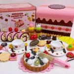 รหัสสินค้า 123 / Mother Garden - Strawberry Chocolate Party - ชุดปิคนิค สตอเบอรี่ช๊อกโกแลต (อ่านรายละเอียดด้านในค่ะ)