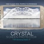 ฟิล์มใส ลดรอยนิ้วมือ Samsung Galaxy J7 เกรดพรีเมี่ยม ยี่ห้อ Nillkin Crystal Clear