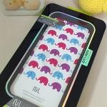 เคส iPhone 5 กราฟฟิคลายช้างๆๆ (NIL Technology)