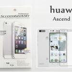 ฟิล์มใส Huawei Ascend G6 ยี่ห้อ Screen Guard