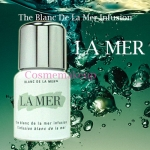 La Mer The Blanc de La Mer Infusion 15ml เซรั่มกึ่งเจลใสเพื่อดูแลผืว มีส่วนผสมจากท้องทะเลช่วยเพิ่มความกระจ่างใสแก่ผิว