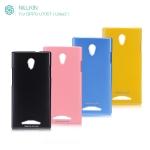 เคสแข็งบาง Oppo Find My Way - U7015 ยี่ห้อ Nillkin Colorful Shield (พร้อมฟิล์มกันรอย)