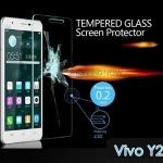 ฟิล์มกระจกนิรภัย Tempered Glass สำหรับ Vivo Y22
