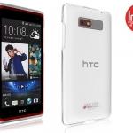 เคสแข็งสีใส HTC Desire 600 ยี่ห้อ IMAK Air Crystal II