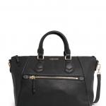 (Preorder พฤศจิกายน 57) MNG Pebbled tote bag