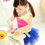 เสื้อผ้าเด็ก ชุดเสื้อและกระโปรง เด็ก ชุดน่ารัก ไซด์ 100-110-120-130-140
