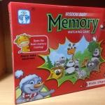เกมจับคู่ภาพฝึกความจำ