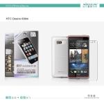ฟิล์มกันรอยชนิดด้าน HTC Desire 600 เกรดพรีเมี่ยม ยี่ห้อ Nillkin