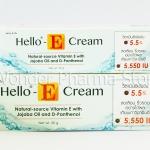 Hello-E cream 50 g
