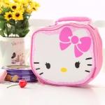 พร้อมส่ง Sanrio Hello Kitty insulated lunch bag (ไม่ใช่ foil)