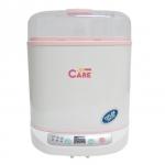 Modern Care เครื่องนึ่งขวดนมระบบดิจิตอล รุ่น Timer (สีชมพู)