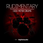Big Fish Audio Rudimentary Odd Meter Drums KONTAKT
