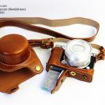 เคสกล้อง Nikon J5 ฐานเปิดได้