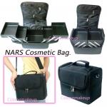 Nars Cosmetic Storage bag กระเป๋าใส่เครื่องสำอางค์และอุปกรณ์ชนิดพกพาของnarsน้ำหนักเบาพร้อมสายสะพาย ปรับเลื่อนได้