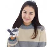 ตุ๊กตาไซบีเรียนรุ่น Mini ไซด์ S พวงกุญแจ