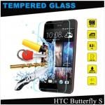 ฟิล์มกระจกนิรภัย Tempered Glass สำหรับ HTC Butterfly S