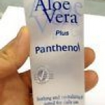 vitara aloeVera Gel Plus Panthenol120g.(ส่งฟรีEMS)