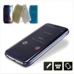 เคสฝาพับ Samsung S6 Edge ยี่ห้อ IMAK Smart Mirror Cover