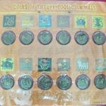 แผงเหรียญ12ราศี หลังเจ้าแม่กวนอิม หนุนดวง แก้ปีชง ประสบผลสำเร็จ+คาถาบูชาขอลาภประจำวันเกิดทั้ง 7 วันค่ะ