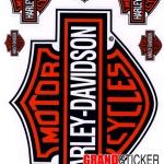 สติ๊กเกอร์ Harley Davidson