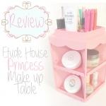 ♥♥พร้อมส่งค่ะ♥♥ Etude House Princess Makeup table ชั้นวางอุปกรณ์แต่งหน้า เครื่องสำอาง ต่างหู สร้อยคอ กำไล น่ารักๆ ทำจากพลาสติกเกรดดี สีชมพูหวานๆ made in korea