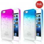 เคสลายหยดน้ำ iPhone 5 / 5S รุ่น Imak RainDrop (แถมฟิล์มกันรอย)