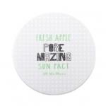 Skinfood Fresh Apple Pore Mazing Sun Pact SPF50 PA+++ #1