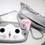 กระเป๋าถือแมวจี้